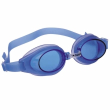 2016 Senior UV Protection Anti Fog Blue Silicone Swimming Goggles Swim Glasses Competition