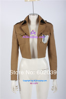 Attack on Titan Levi Rivaille captain levi Cosplay Costume Jacket only