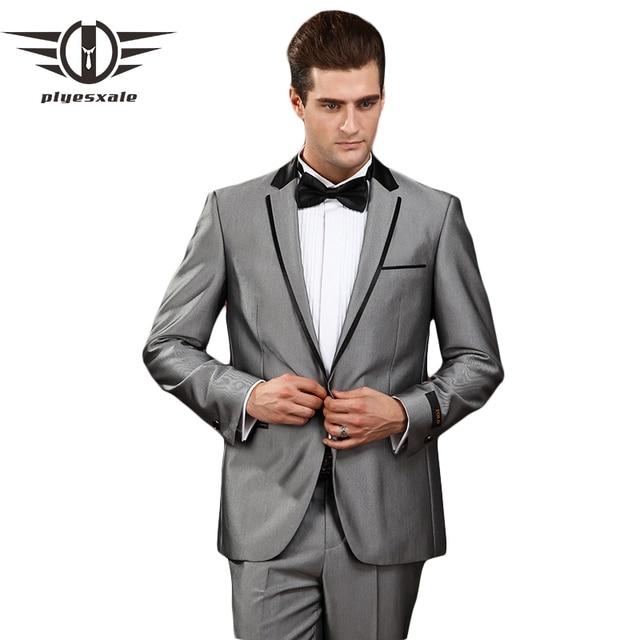Plyesxale Latest Coat Pant Designs Slim Fit Mens Formal Wear Groom ...