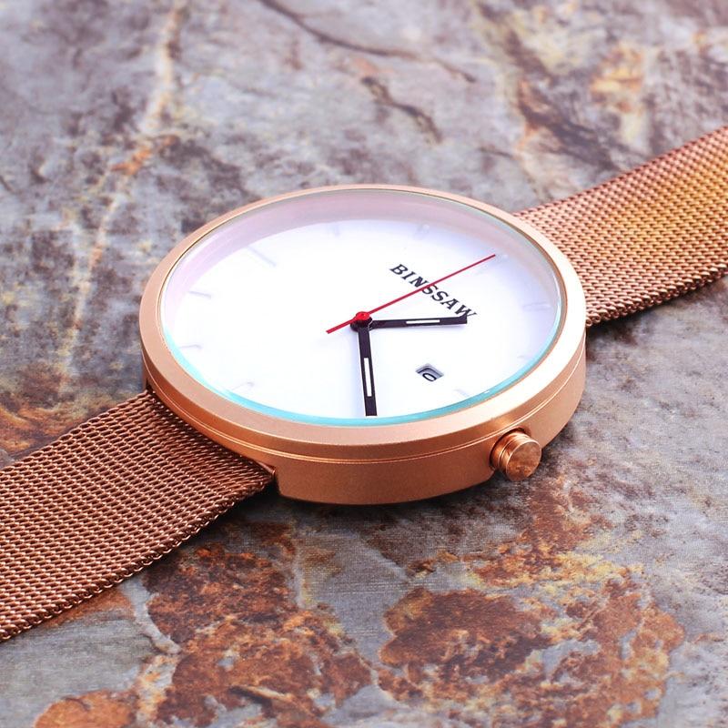 BINSSAW Նոր տղամարդկանց ժամացույցներ - Տղամարդկանց ժամացույցներ - Լուսանկար 5