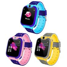 Y46 Kid Smart Watches Phone Children SOS Call LBS Location Anti-Lost Finder 1.4 inch high definition Watch