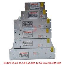 High Quality Lighting Transformers DC12V LED Lights Driver for LED Strip Power Supply 60W 100W 200W 300W 360W 720W dc12v 18w 36w 72w 100w lighting transformers high quality led driver for led strip power supply