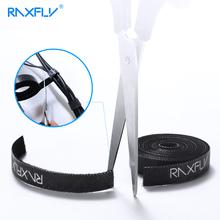 RAXFLY Cable Organizer przewód USB Cable Winder dla iPhone słuchawki kablowe Protector 1M 3M 5M HDMI Mouse line zarządzanie uchwyt uchwytu tanie tanio Nylon Z RAXFLY 1M 3M 5M Organizator telewizji kablowej RAXFLY Cable Organizer przewód Nawijaki 1M 3M 5M Nawijaki