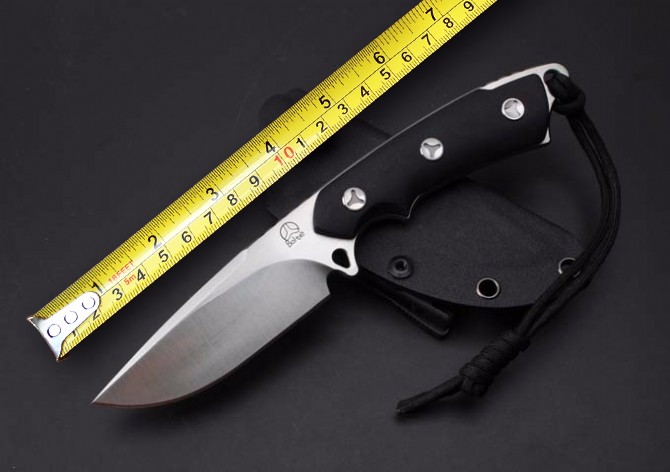Buy Fnie BOLTE BI Tactical Fixed Knives,D2 Blade G10 Handle Camping Survival Knife,Hunting Knife. cheap