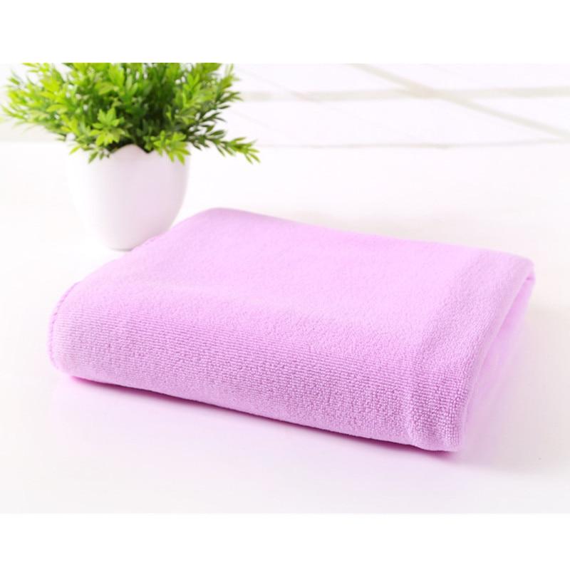 Wholesale Microfiber Bath Towels: Wholesale Soft Microfiber Practical Absorbent Bath Beach