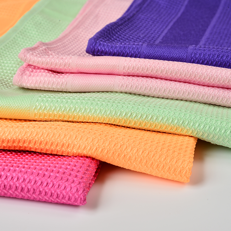 Microfiber Cleaning Cloth Easy For Cleaning Kitchen Pad Household Cleaning 40*60CM Super Absorbent Microfiber Towel