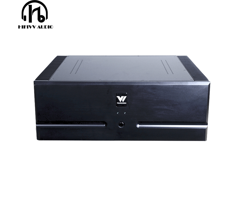 Image 5 - 500W + 500W Fully Symmetric 2.0 Stereo power speaker amplifier Finished large hifi Post stage Amplifier Balanced XLR rca InputAmplifier   -