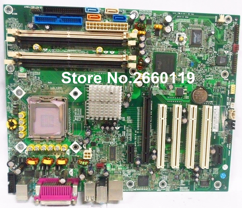ФОТО Workstation motherboard for HP XW4200 358701-001 347887-002 system mainboard fully tested and perfect quality