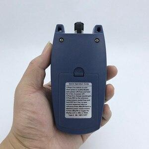 Image 2 - FTTH миниатюрный оптический измеритель мощности, модель A, прибор для проверки оптоволоконных кабелей OPM 70 дБм ~ + 10 дБм, универсальный интерфейсный разъем SC/FC