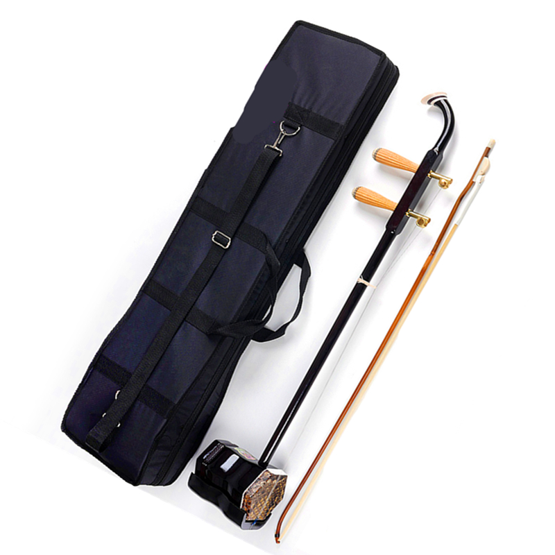 Chinese musical instrument erhu with bow string erhu accessories Mechanical Axis strik muziek chinese erhu folk string instrumen new arrival screw nut plug saxophone trumpet erhu musical woodwind instrument microphone prevent mechanical noise for helicopter