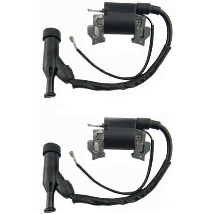 2x Ignition Coil For Honda Gx110 Gx120 Gx140 Gx160 Gx200