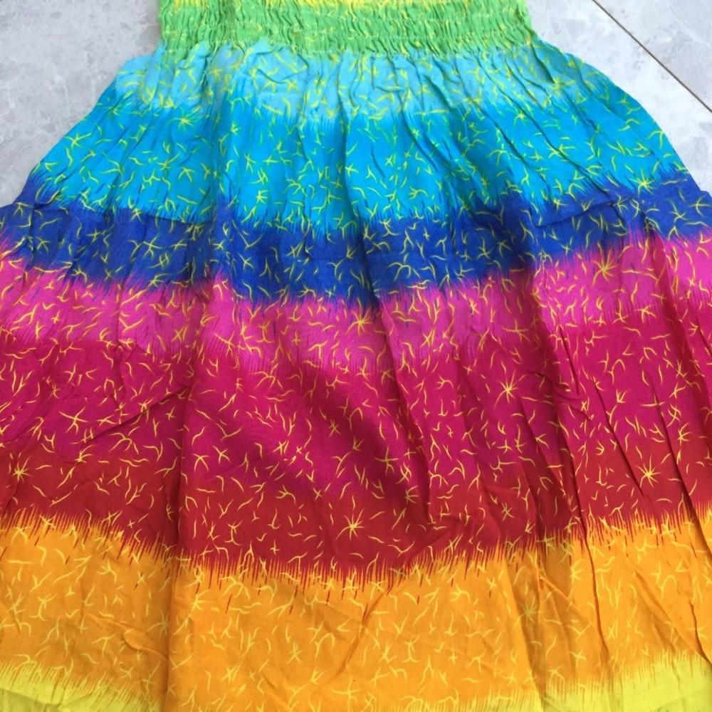 2017-New-Summer-Bohemian-Girls-Dress-Orange-Flower-Girls-Beach-Dresses-Princess-Dress-Cotton-dresses-for-girls-4-10-11-12-Years-4