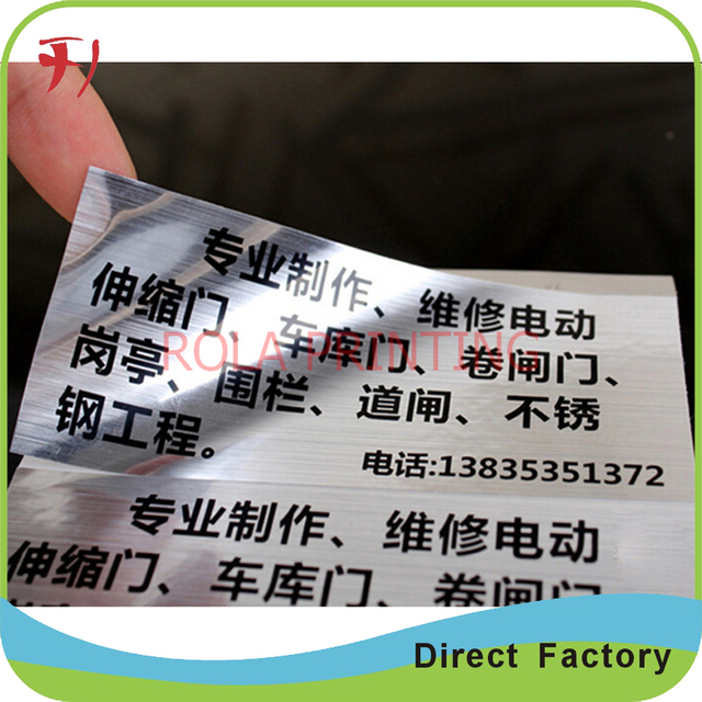 Customized oem custom made printing address stickers with different shape with best price and high quality
