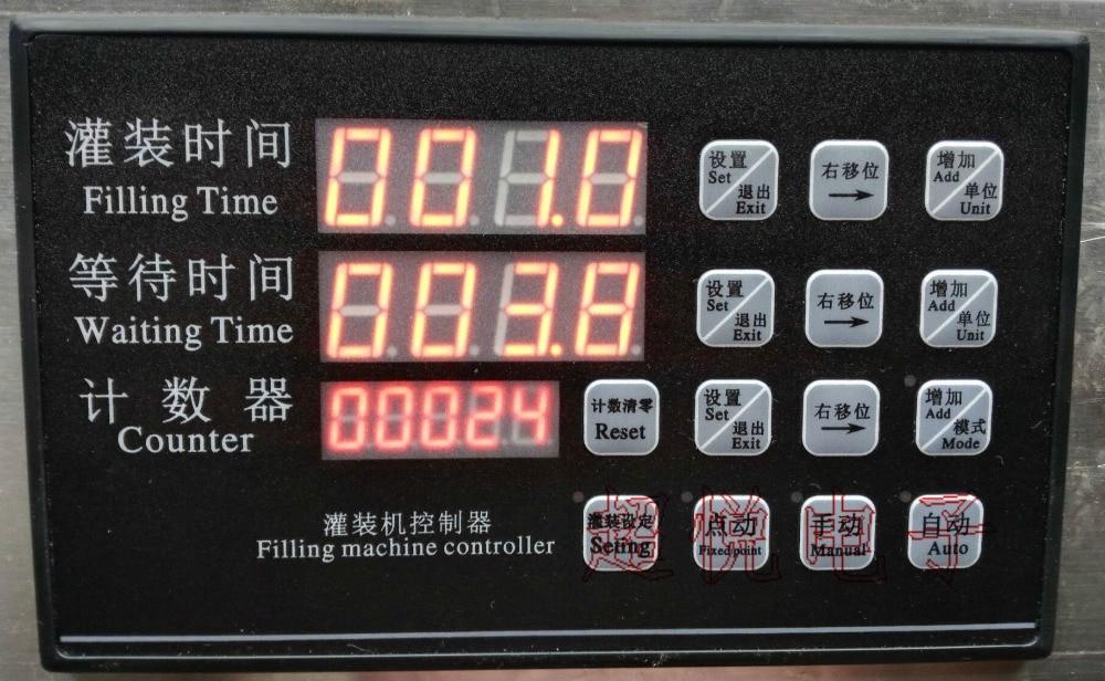 Liquid Filling Machine Controller AC220V Filling Machine Parts Time Control Panel Filling Machine Controller Parts|Food Processor Parts| |  - title=
