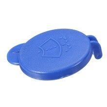 Автомобильная крышка для чистки рта, крышка для бутылки омывателя ветрового стекла для Ford Fiesta MK6 2001-2008 синий