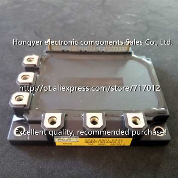 Free Shipping 6MBP75RA060-01 No New(Old components,Good quality)Can directly buy or contact the seller free shipping dp300d1200t102013 no new old components good quality igbt module can directly buy or contact the seller