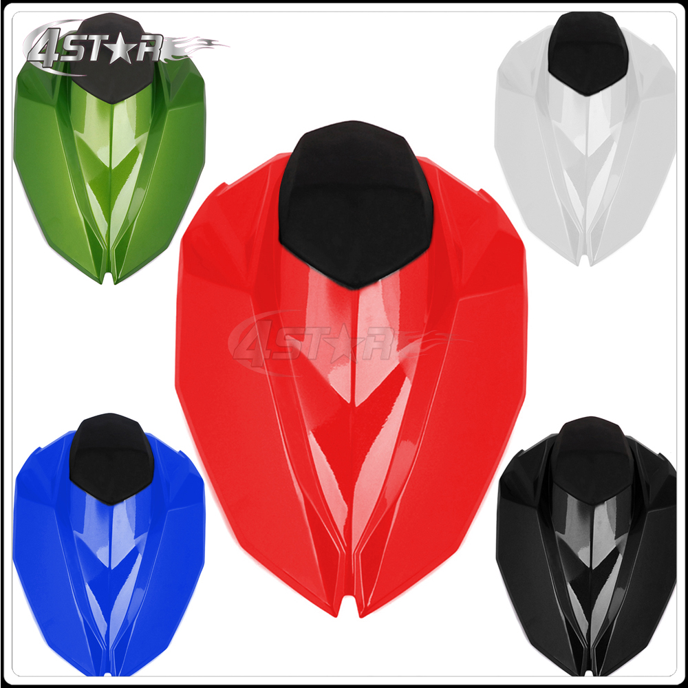 Motorcycle 5 Color ABS Plastic Rear Seat Cover Cowl Tail Cover For KAWASAKI Z800 2013 2014 2015 2016 2013-2016 Motorbike