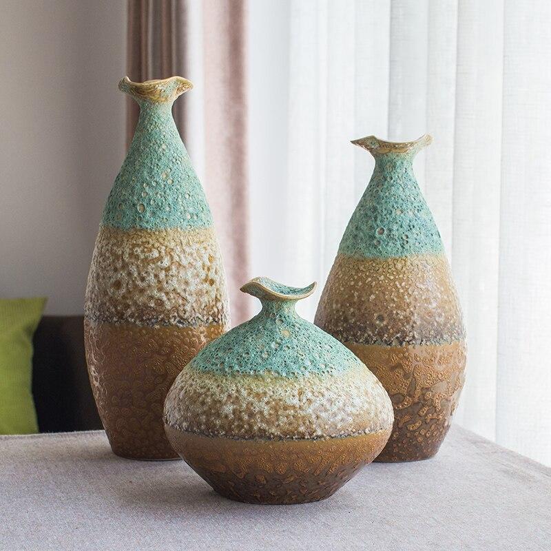 modern ceramic porcelain flower vase wedding table ...