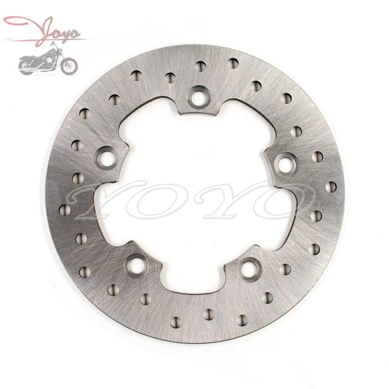 Motorcycle Rear Brake Disc Rotor For Suzuki AN250 Burgman Skywave 1998 2003 AN400 1999 2002