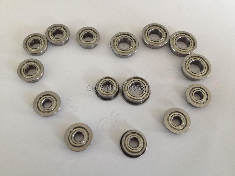 10pcs F695Z 5X13X4MM 5*13*4MM 5*13*4 MM toy shaft miniature ball EMQ motor machine tools bearing F695ZZ 5X13X4 MM F695-Z F695-ZZ
