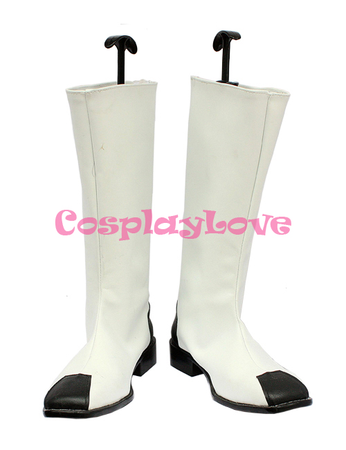 Gundam SEED Zaft Cosplay Shoes Boots Hand Made Custom-made For Halloween Christmas CosplayLove