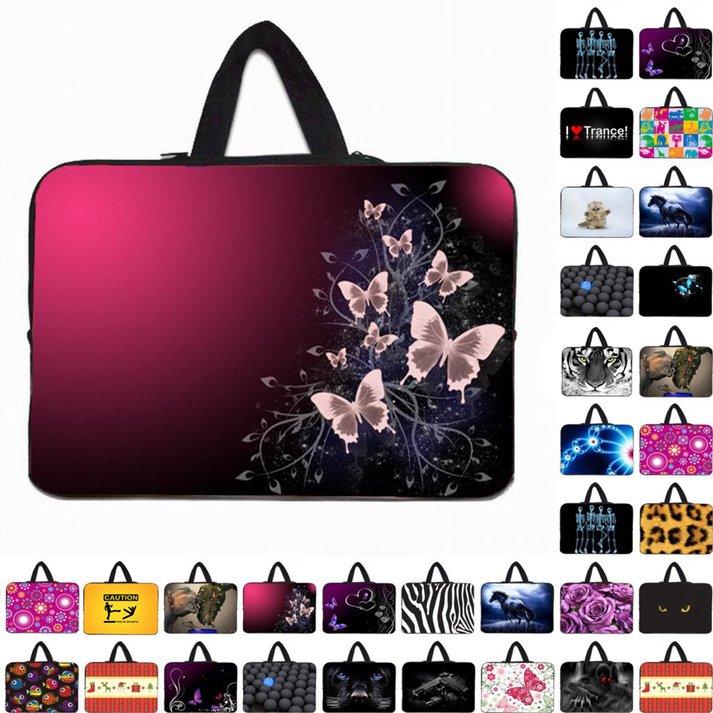 Neoprene Computer bag Laptop Bag Cases Hot Sale Zipper Notbook