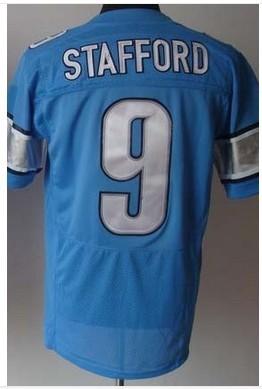 #9 Matthew Stafford Jersey,Elite Football Jersey,Best quality,Authentic Jersey,Size M L XL XXL XXXL,Accept Mix Order