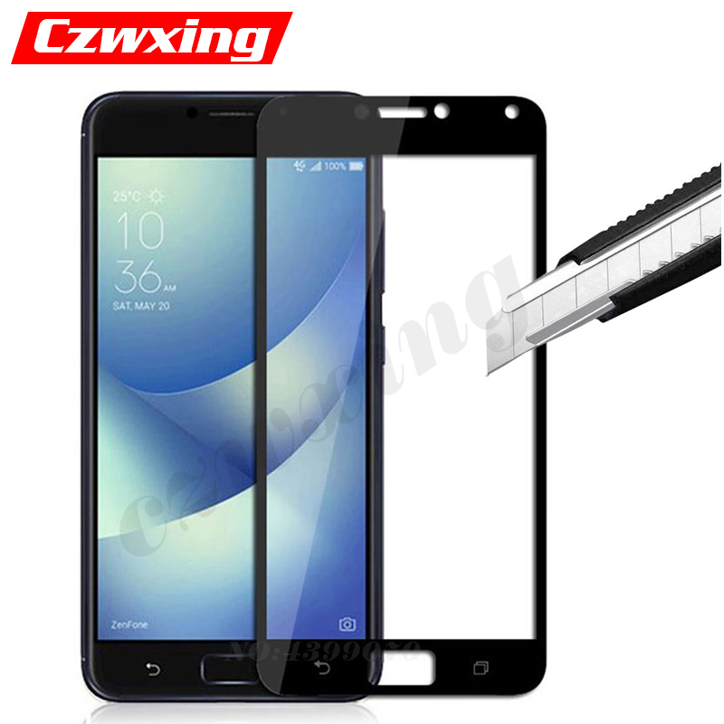 For Asus Zenfone 4 Max ZC554KL Tempered Glass Screen Protector Glass For Asus Zenfone4 Max ZC554KL ZC ZC554 554 554KL KL X00ID