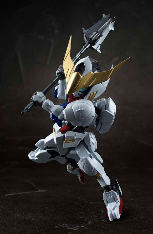 ברזל איור-Gundam NXEDGE יתומים 3