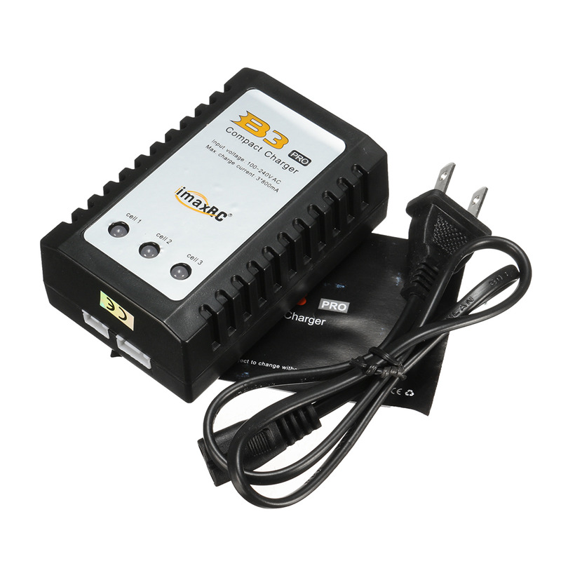 iMaxRC iMax B3 Pro 2S 3S Lipo Battery Balance Compact Charger For RC Helicopter RC Airplane radiolink balance charger cb86 plus for 1s 6s lipo battery for rc helicopter