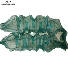 0.8m 6sections 4 Fish inlet fishing net china ground net lobster trap crab trap rede cage to fish network fishing cage