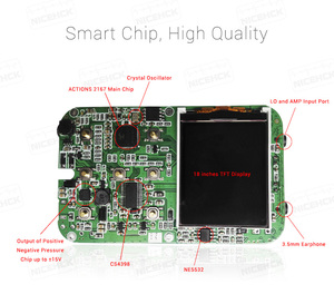 Image 4 - Музыкальный плеер ZIKU, профессиональный MP3 плеер, HIFI, DSD, DAP, DAC, CS4398, ATJ2167, поддержка усилителя для наушников, DSD256 X9