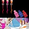 2016 New Trend 6ml UV Gel Nail Polish Gel Liner Painting Nail Gel Dotting Tool Drawing Pen DIY Nail Art Decoration