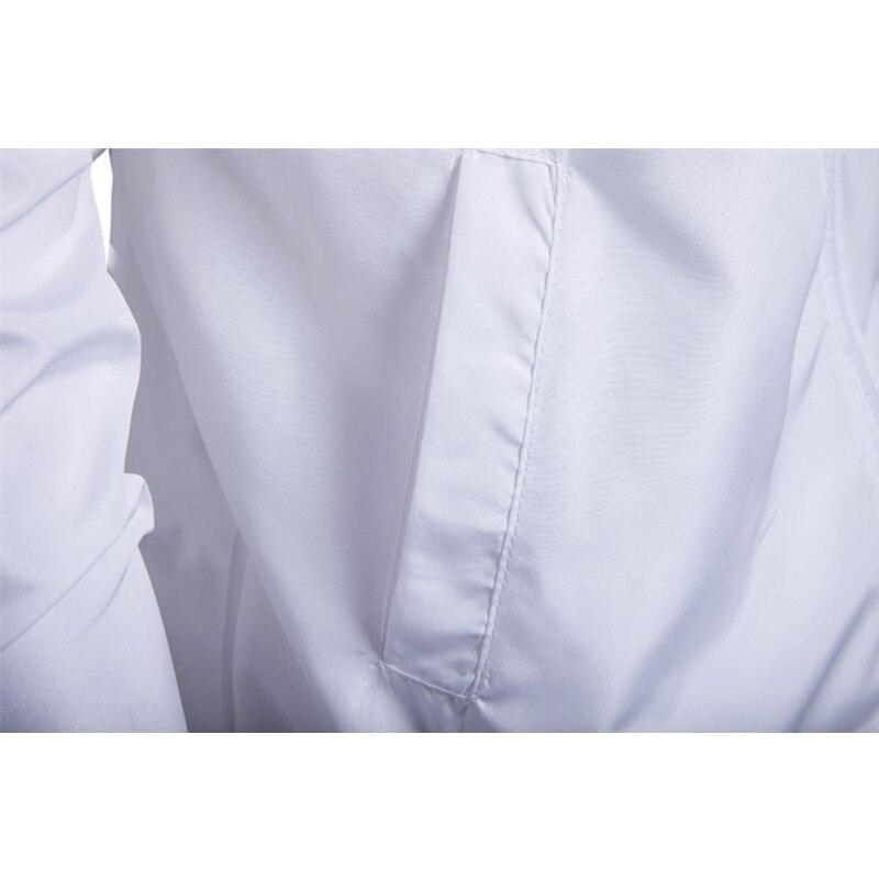 2017 Burra xhakete xhakete Rastesishme burra New Pranvera për - Veshje për meshkuj - Foto 5