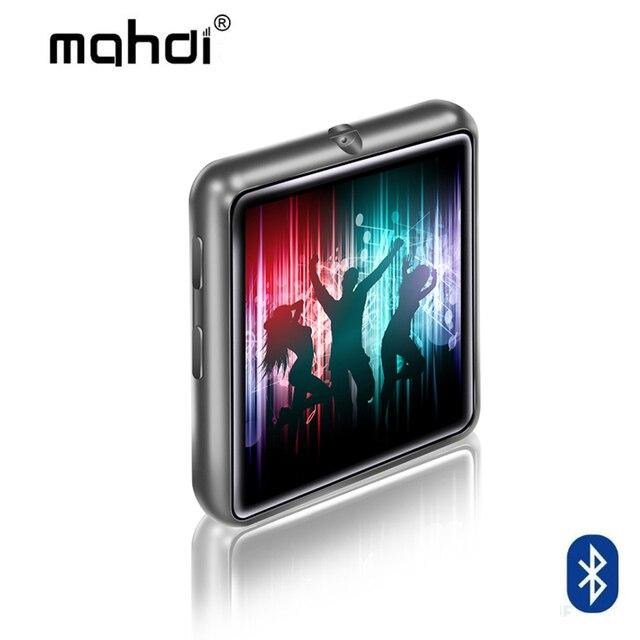 Bluetooth MP3 נגן 8 GB מיני קליפ ספורט MP3 גבוהה קול ברמת כניסה Lossless נגן מוסיקה עם FM אוזניות לריצה ווקמן