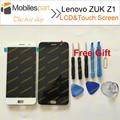Для Lenovo ZUK Z1 ЖК-Дисплей + Сенсорный Экран 100% Новый Замена ЖК-Экран Для Lenovo ZUK Z1 Бесплатная Доставка