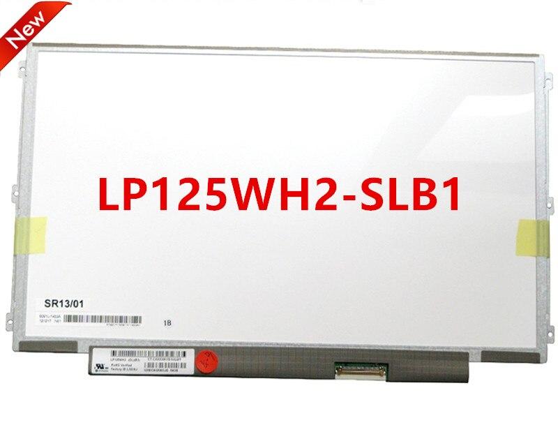 ФОТО Original 12.5 IPS LP125WH2-SLB1 LP125WH2 SLB1 SLB3 For Lenovo U260 K27 X230 X220 X220i X220T X201T laptop LED LCD screen display