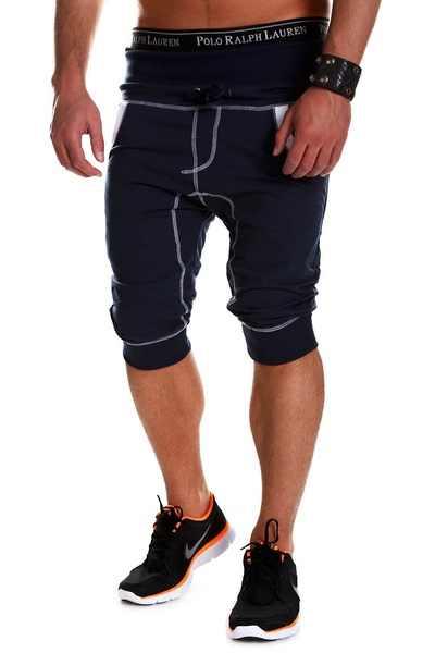 ZOGAA nowa moda męska krótkie spodnie jednolity kolor Sim Fit na co dzień w pasie spodenki w pasie spodnie dresowe spodnie sportowe męskie ubrania 2019