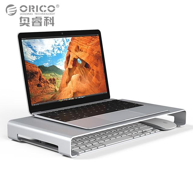 orico tablet laptop monitor bracket for apple imac lenovo asus dell bracket base portable. Black Bedroom Furniture Sets. Home Design Ideas