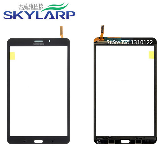 Touch Screen glass Digitizer capacitive Replacement for Samsung Galaxy Tab 4 8.0 SM-T331 - Black - With Logo