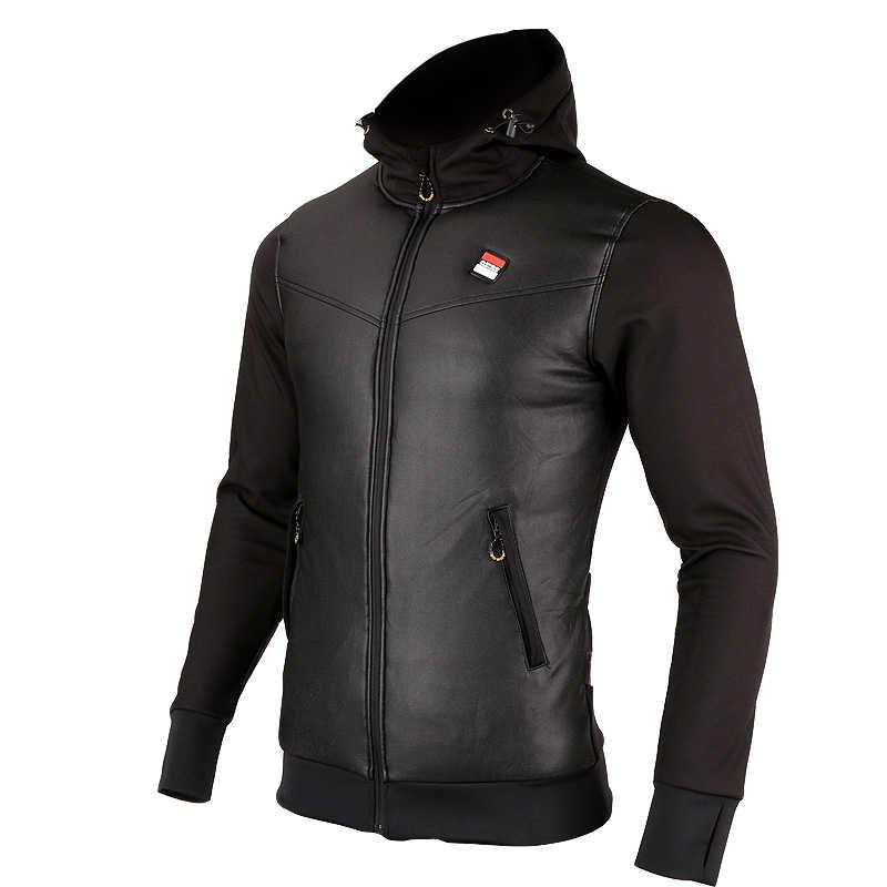 Mountainpeak Musim Gugur & Musim Dingin Jaket Dengan Topi Untuk Wanita & Man Sepeda Sepeda Bersepeda Musim Dingin Jaket Pakaian Pakaian jaket cyclin