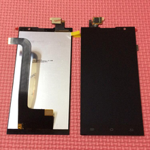 100% Tested Working New JY-F2 LCD Display Touch Screen Digitizer Assembly For JIAYU F2 Black Replacement f2 Spare Parts