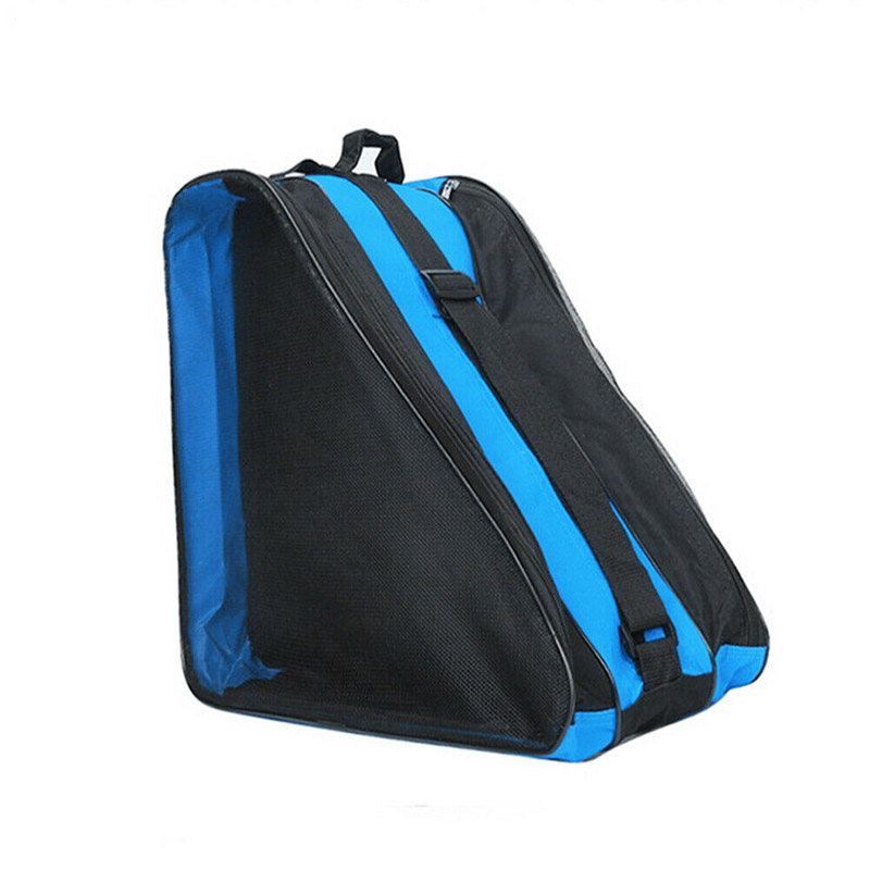 Hot Ice Skate Roller Blading Carry Bag With Shoulder Strap For Kids Adults DO2