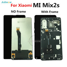 купить 5.99 Original LCD For Xiaomi Mix 2S Mix2S LCD Display Touch Screen Digitizer frame Assembly Replacement for xiaomi mix2s Lcd дешево