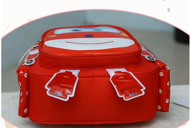 Hot superwings Three-dime School Bag Children Boys Backpacks Kindergarten backpack for girls Kid Cartoon School Bag for Kids