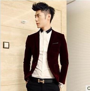 Popular Men Velvet Suits-Buy Cheap Men Velvet Suits lots from