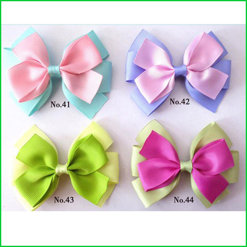 Streamers Bow 96 No Elastic Clip 100 BLESSING Good Girl Corker Ponytail 60 No.