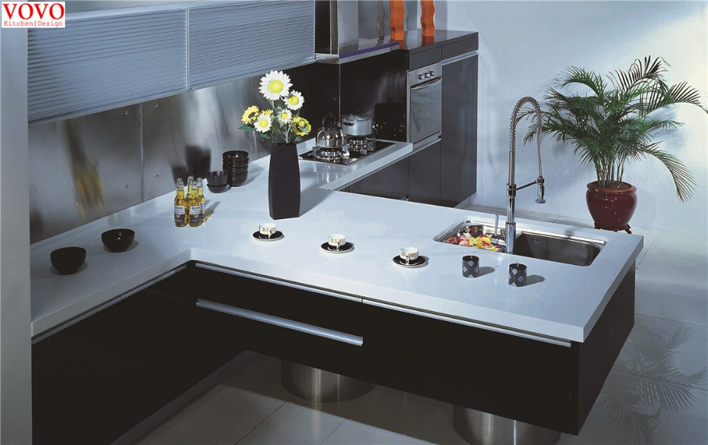 Isla gabinete de cocina de diseño