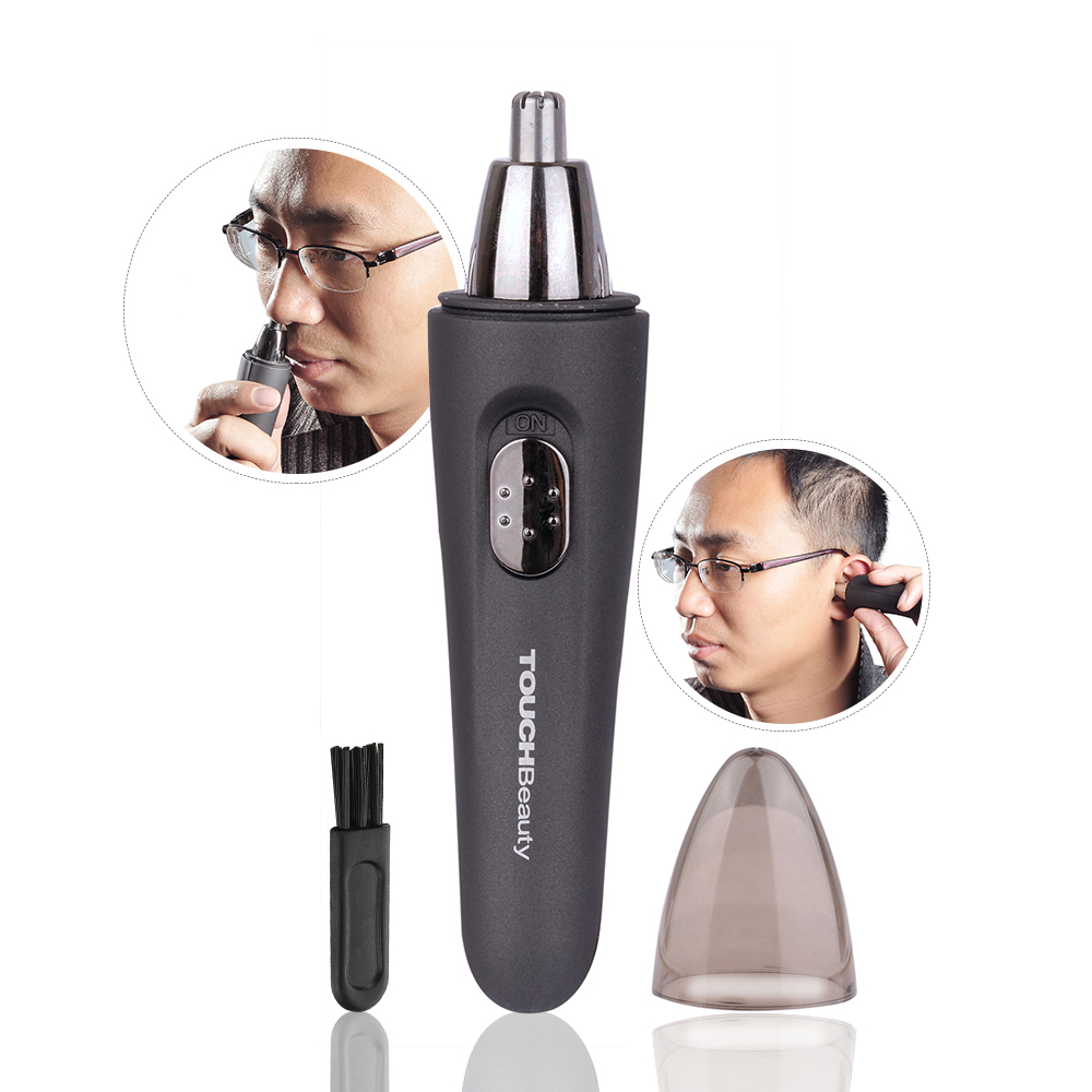TOUCHBeauty nose hair trimmer, hair clipper & ear hair trimmer with led light TB-0959