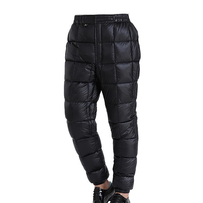 Black Ice Men/Women Upgrade17 Aurora 100/200 Waterproof Goose Down wadded Trousers Pants S/M/L Fitness Outdoor Sport Clothing sport sprint m deo 200 ml hot ice sport